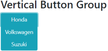 Bootstrap 4 Button Groups Tutorial With Example